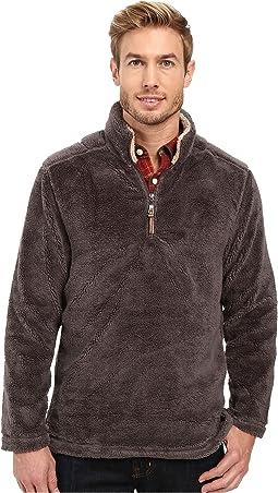 True Grit - Pebble Pile 1/4 Zip Pullover