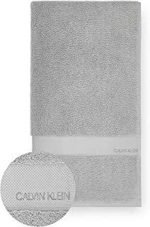 Calvin Klein Tracy Wash Cloth, Cotton, Grey