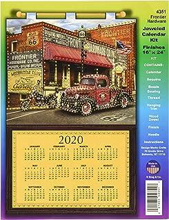 sequin calendar kits