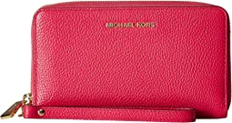 MICHAEL Michael Kors Mercer Large Flat Multifunction Phone Case