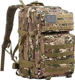 Mochila táctica militar Molle Bag 45 litros grande