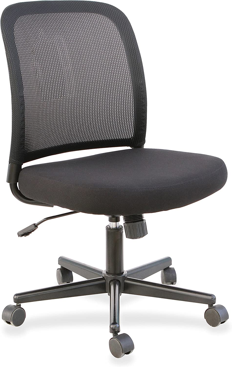 Max 83% OFF Lorell Mesh Armless Task Chair NEW before selling ☆ Mid-Back