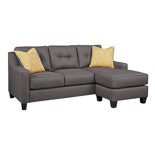 competitive price 0065c e5c2b Sleeper Sofa with Chaise: Amazon.com