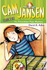 Cam Jansen: The Triceratops Pops Mystery #15 Kindle Edition