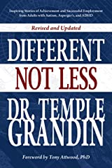 Different... Not Less Kindle Edition