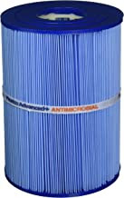 Pleatco PA25-M4 Replacement Cartridge for Hayward, Star-Clear C-250 (MICROBAN), 1 Cartridge