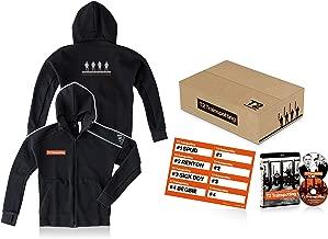 T2Trainspotting Original Adidas Z. N. E. Hoodie Premium Box (Size O) (Build-to-Order) [Blu-ray]
