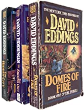 The Tamuli Trilogy: Domes of Fire / The Shining Ones / The Hidden City