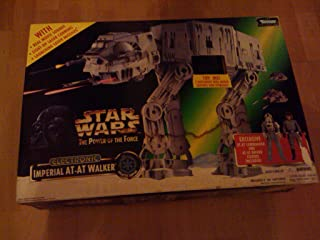 Star Wars Imperial At-at Walker with At-at Commander & Driver Figures