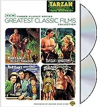 TCM Greatest Classic Films Collection: Tarzan, Volume 2 (Tarzan's Secret Treasure / Tarzan and the Amazons / Tarzan's New York Adventure / Tarzan and the Leopard Woman)