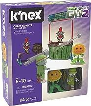 K'NEX Plants Vs Zombies Crazy Targets Building Set Building Kit, Varies by Model