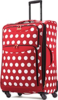 Best red polka dot luggage sets Reviews