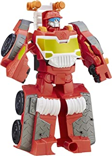Transformers Playskool Heroes Rescue Bots Night Rescue Heatwave