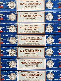 お香 サイババ ナグチャンパ 15g×7箱セット