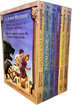 The Roman Mysteries Collection Caroline Lawrence 6 Books Set
