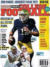 Athlon Sports College Football Magazine 2019 ( Cover varies )