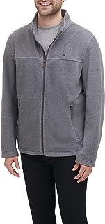 Tommy Hilfiger Men's Classic Zip Front Polar Fleece Jacket