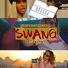 Swang Extensions (feat. Nadia Nakai) [Explicit]