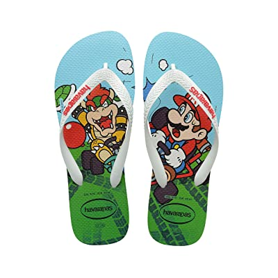 Havaianas Mario Bros Flip-Flops