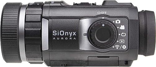 SIONYX Aurora Black I Full-Color Digital Night Vision Camera with Hard Case I Ultra Low-Light IR Night Vision Monocular I ...