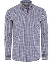 Big & Tall Oliver Stretch Check Shirt