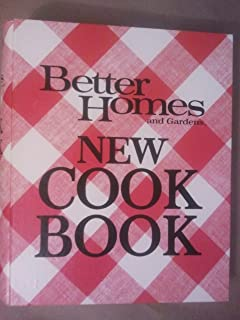 Better Homes and Gardens New Cook Book, In A Five-Ring Binder