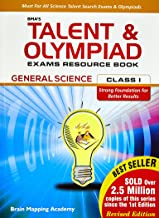 BMA's Talent & Olympiad Exams Resource Book for class-1 (EVS)-2019 Edition