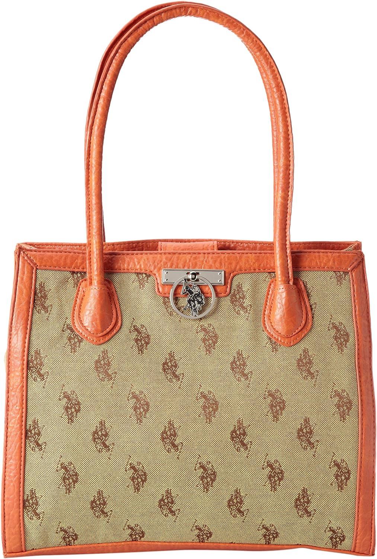 U.S. Polo Assn. Classified Jacq Tote Shoulder Bag