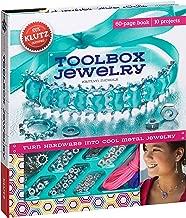 klutz Toolbox Craft مجموعة من المجوهرات
