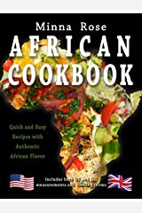 African Cookbook: Quick and Easy Recipes with Authentic African Flavour (Cultural Tastes Book 1) Kindle Edition