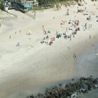 Sunset Beach Live wallpaper