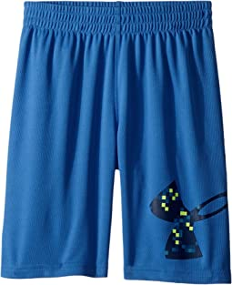 Under Armour Kids - Digi Camo Striker Shorts (Little Kids/Big Kids)