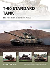 表紙: T-90 Standard Tank: The First Tank of the New Russia (New Vanguard Book 255) (English Edition) | Felipe Rodríguez