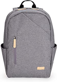 AGVA Urban Denim Weatherproof Backpack Grey 15.6''