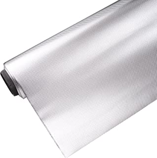 VIVOSUN 6 Mil Mylar Film Roll 4 FT X 50 FT Diamond Film Foil Roll Highly Reflective Grow Room (50 FT)