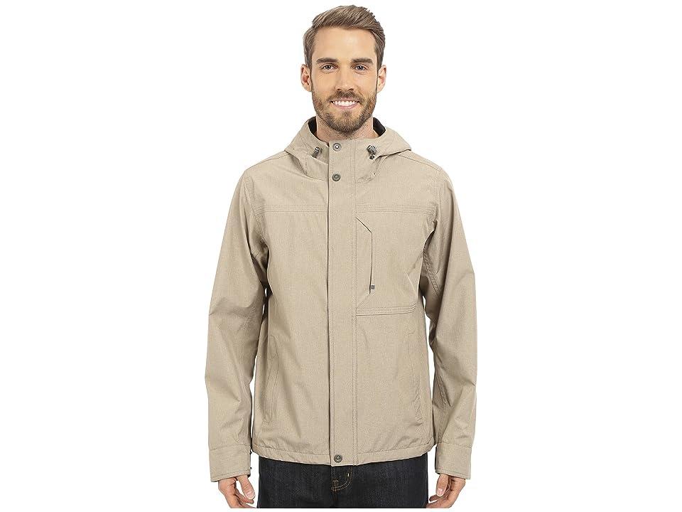Prana Roughlock Jacket (Dark Khaki) Men