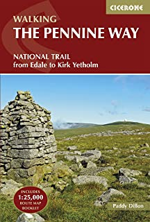 The Pennine Way: From Edale to Kirk Yetholm (Cicerone Walking Guides) (English Edition)