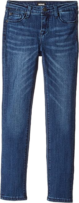 Christa Five-Pocket Skinny Jeans in Presden Blue (Toddler/Little Kids)