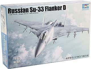 Trumpeter 1:72 - Sukhoi Su-33 Flanker D