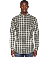 DSQUARED2 - Cotton Check Button Down Shirt
