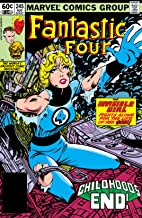 Fantastic Four (1961-1998) #245 (Fantastic Four (1961-1996))
