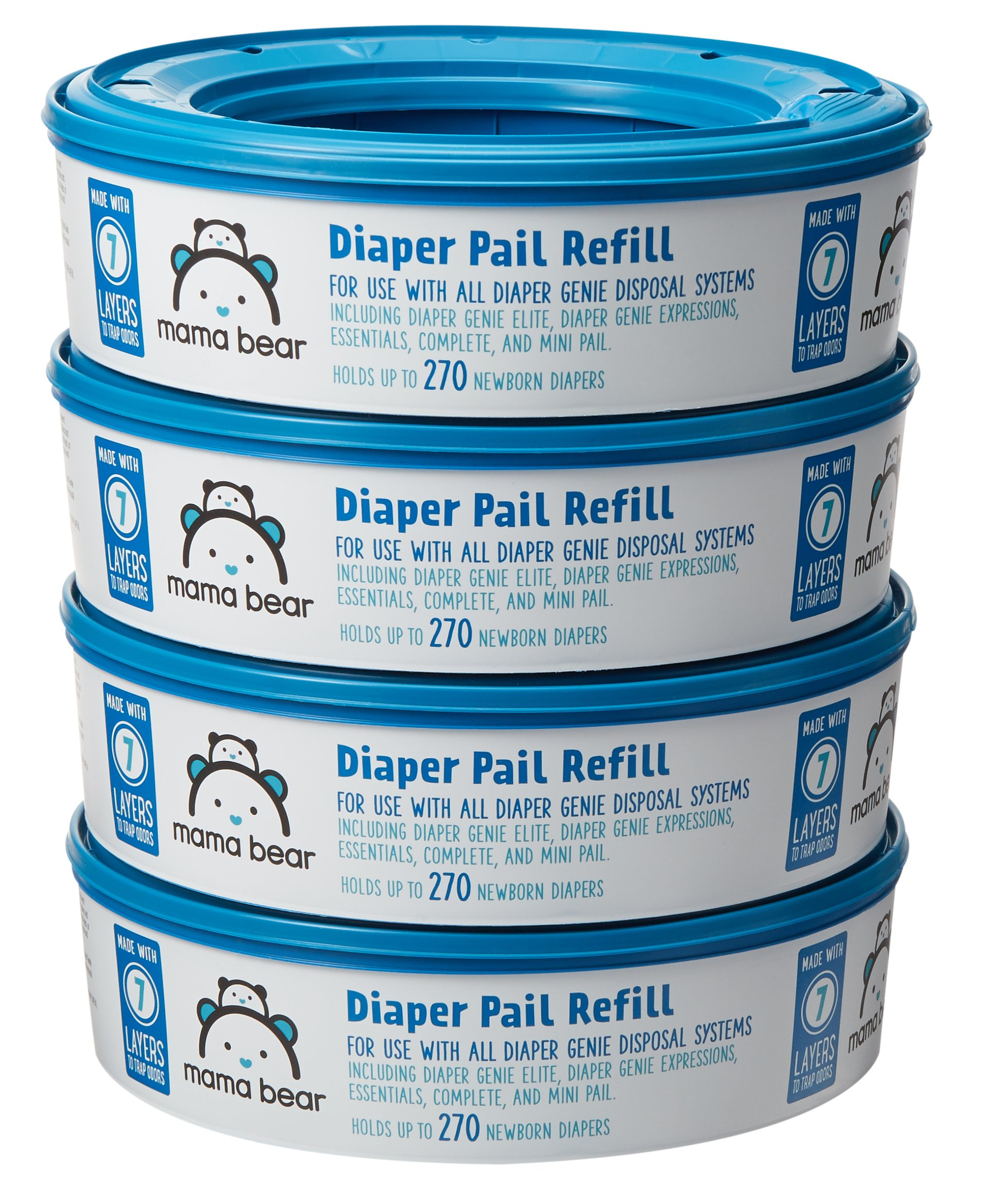 Amazon Brand Diaper Refills Genie