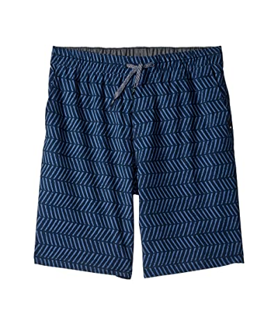 Quiksilver Kids Kona Amphibian 17 Boardshorts (Big Kids) (True Navy) Boy