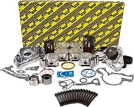 Evergreen OK5014M/0/0/0 93-99 Mitsubishi 3000GT Diamante Dodge Stealth 3.0 6G72 Master Overhaul Engine Rebuild Kit
