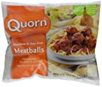 Quorn, Meat-Free Meatballs, 10.6 oz (Frozen)