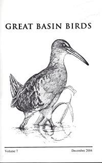 Great Basin Birds: Status of the Yuma Claper Rail (Rallus Longirostris Yumanensis) in Northern Mojave Desert; First Record of Predation by Coachwip snakes on Phainopepla (phainopepla nitens) nests in Southern Nevada (Vol. 7 December 2004)