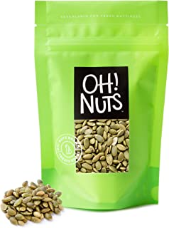 Pumpkin Seeds Roasted Unsalted, Pepitas Roasted Unsalted Great for Healthy Snacking or Salad Toppings No Shell 2 Pounds in...