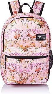 حقيبة ظهر عصرية للسيدات من بوما - من البوليستر، متعددة الألوان