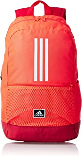adidas Unisex-Adult Backpack, Red - FJ9268