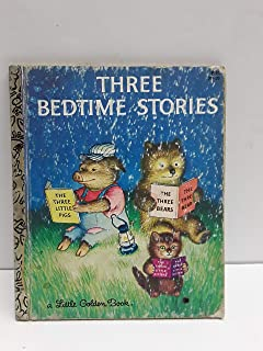 Three Bedtime Stories (Three Little Kittens / Three Little Pigs / The Three Bears)